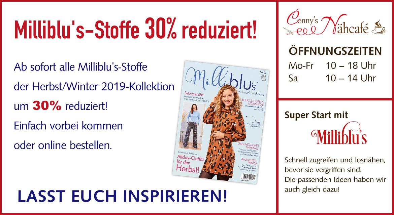 Milliblus Sale